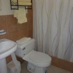 Baño Departamento B 203