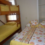 Dormitorio Multiple Departamento B 203